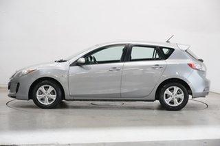 2012 Mazda 3 BL10F2 Neo Grey 6 Speed Manual Hatchback.