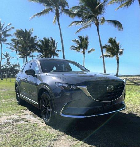 New Mazda CX-9 GT SP Bowen, 2020 Mazda CX-9 GT SP Polymetal Grey 6 Speed Automatic Wagon