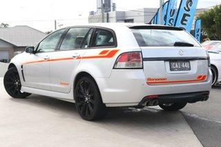2015 Holden Commodore VF MY15 SS V Sportwagon Sandman Silver 6 Speed Sports Automatic Wagon.