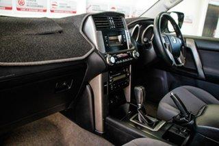 2012 Toyota Landcruiser Prado KDJ150R 11 Upgrade GXL (4x4) Glacier White 5 Speed Sequential Auto