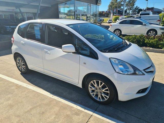 Used Honda Jazz GE MY10 GLI Limited Edition Yamanto, 2010 Honda Jazz GE MY10 GLI Limited Edition White 5 Speed Automatic Hatchback