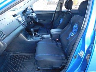 2006 Toyota Camry MCV36R MY06 Altise Sport Blue 4 Speed Automatic Sedan