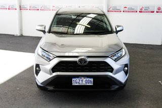 2020 Toyota RAV4 Mxaa52R GX 2WD Silver Sky 10 Speed Constant Variable Wagon.