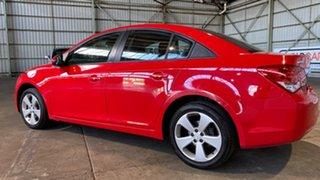 2013 Holden Cruze JH Series II MY13 Equipe Red 6 Speed Sports Automatic Sedan