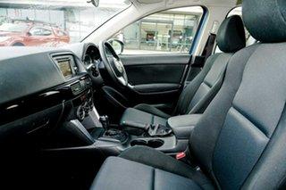 2013 Mazda CX-5 KE1031 MY13 Maxx SKYACTIV-Drive AWD Blue 6 Speed Sports Automatic Wagon
