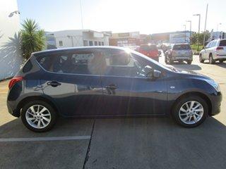 2014 Nissan Pulsar C12 ST Blue 1 Speed Constant Variable Hatchback