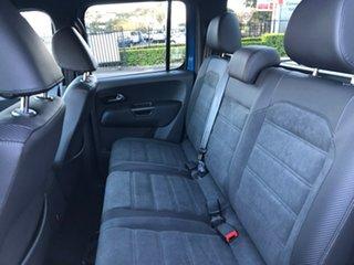 2021 Volkswagen Amarok 2H MY21 TDI580 4MOTION Perm W580 Blue 8 Speed Automatic Utility