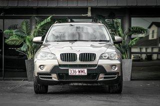 2007 BMW X5 E70 d Steptronic Executive Bronze 6 Speed Sports Automatic Wagon.