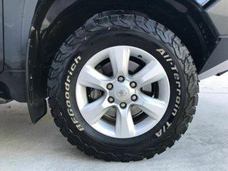 2012 Toyota Landcruiser Prado KDJ150R GXL Black 5 Speed Sports Automatic Wagon