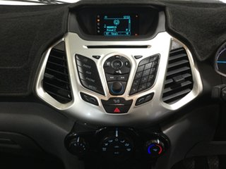 2015 Ford Ecosport BK Trend Blue 5 Speed Manual Wagon