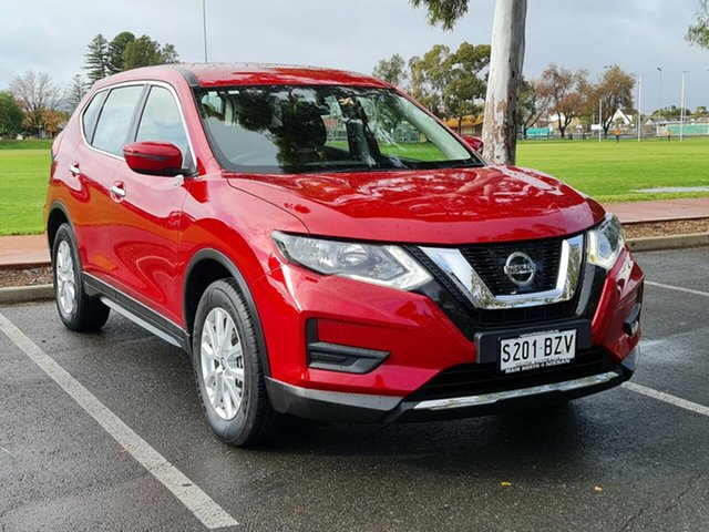 Used Nissan X-Trail T32 Series II ST X-tronic 2WD Nailsworth, 2018 Nissan X-Trail T32 Series II ST X-tronic 2WD Red 7 Speed Constant Variable Wagon