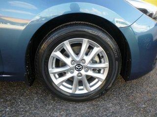 2018 Mazda 3 BN5276 Maxx SKYACTIV-MT Sport Blue 6 Speed Manual Sedan