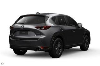 2021 Mazda CX-5 KF4WLA Maxx SKYACTIV-Drive i-ACTIV AWD Sport Grey 6 Speed Sports Automatic Wagon
