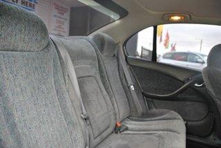 1997 Holden Calais VT White 4 Speed Automatic Sedan