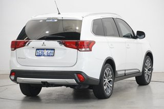 2016 Mitsubishi Outlander ZK MY16 XLS 2WD Starlight 6 Speed Constant Variable Wagon
