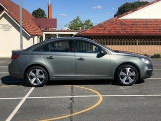 2016 Holden Cruze JH Series II MY16 Z-Series Grey 6 Speed Sports Automatic Sedan.