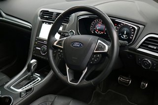 2017 Ford Mondeo MD 2017.00MY Titanium Black 6 Speed Sports Automatic Hatchback