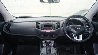 2011 Kia Sportage SL SI White 6 Speed Sports Automatic Wagon.