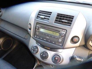 2007 Toyota RAV4 ACA33R CV (4x4) Acapulco Blue 4 Speed Automatic Wagon