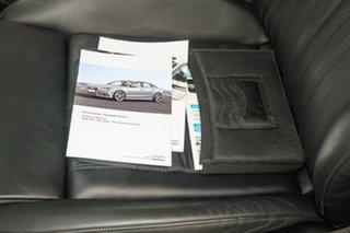 2016 Audi A6 4G MY16 S Line S Tronic White 7 Speed Sports Automatic Dual Clutch Sedan