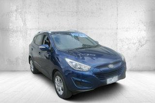 2013 Hyundai ix35 LM2 Active Blue 6 Speed Sports Automatic Wagon.