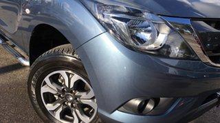 2016 Mazda BT-50 UR0YF1 XTR Freestyle Blue 6 Speed Manual Utility.
