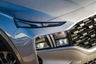 2021 Hyundai Santa Fe Tm.v3 MY21 Typhoon Silver 8 Speed Sports Automatic Wagon