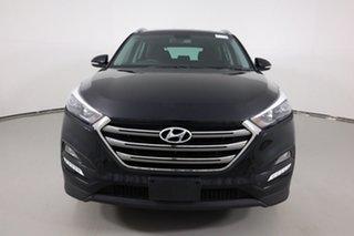 2016 Hyundai Tucson TLE Elite (AWD) Black 7 Speed Auto Dual Clutch Wagon.