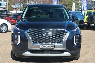 2020 Hyundai Palisade LX2.V1 MY21 Highlander (7 Seat) Moonlight Cloud 8 Speed Automatic Wagon