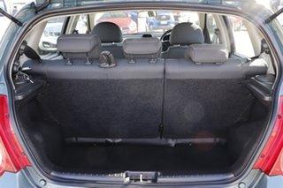 2010 Holden Barina TK MY10 Urban Grey 4 Speed Automatic Hatchback