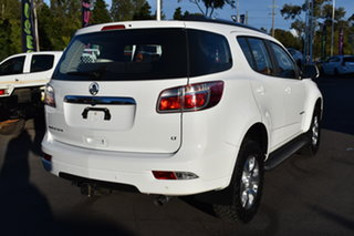 2017 Holden Trailblazer RG MY17 LT White 6 Speed Sports Automatic Wagon.