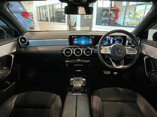 2019 Mercedes-Benz A-Class W177 A180 DCT White 7 Speed Sports Automatic Dual Clutch Hatchback
