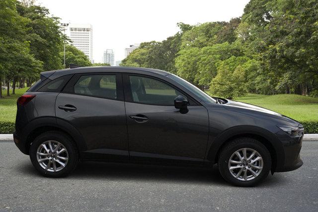 Demo Mazda CX-3 DK2W7A Maxx SKYACTIV-Drive FWD Sport LE Paradise, 2021 Mazda CX-3 DK2W7A Maxx SKYACTIV-Drive FWD Sport LE Machine Grey 6 Speed Sports Automatic Wagon