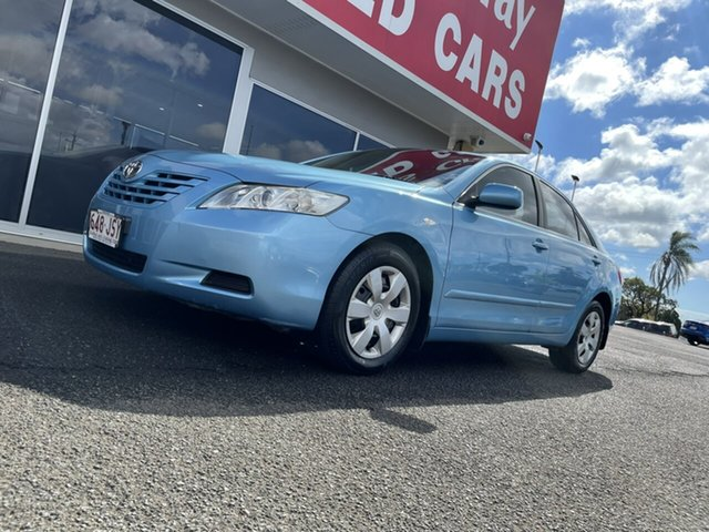 Used Toyota Camry ACV36R MY06 Altise Bundaberg, 2006 Toyota Camry ACV36R MY06 Altise Blue 4 Speed Automatic Sedan