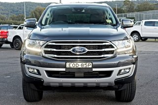 2020 Ford Everest UA II 2020.25MY Trend Grey 6 Speed Sports Automatic SUV