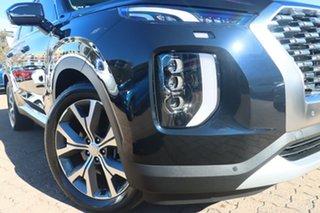 2020 Hyundai Palisade LX2.V1 MY21 Highlander (7 Seat) Moonlight Cloud 8 Speed Automatic Wagon.
