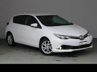 2016 Toyota Corolla ZRE182R MY15 Ascent Sport Glacier White 7 Speed CVT Auto Sequential Hatchback