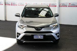2018 Toyota RAV4 ZSA42R MY18 GX (2WD) Silver Sky Continuous Variable Wagon.