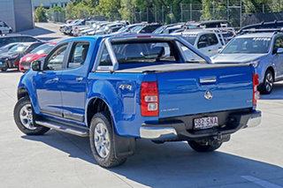 2012 Holden Colorado RG MY13 LTZ Crew Cab Blue 6 Speed Sports Automatic Utility.