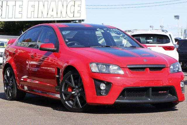 Used Holden Special Vehicles GTS E Series Moorooka, 2006 Holden Special Vehicles GTS E Series Red 6 Speed Manual Sedan
