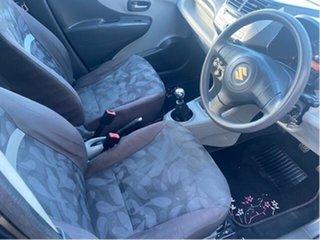 2011 Suzuki Alto GF GL Black 5 Speed Manual Hatchback