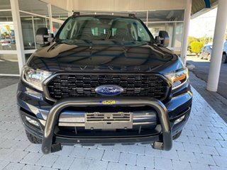 2020 Ford Everest Sport Blue Sports Automatic SUV.