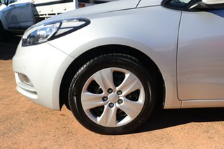 2015 Kia Cerato YD MY15 S Silver 6 Speed Automatic Sedan.
