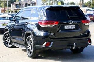 2019 Toyota Kluger GSU55R Grande AWD Eclipse Black 8 Speed Automatic Wagon.