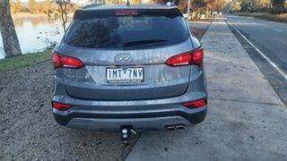 2018 Hyundai Santa Fe DM5 MY18 Active X 2WD Blue 6 Speed Sports Automatic Wagon