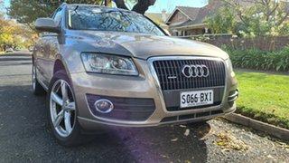 2009 Audi Q5 8R MY10 2.0 TFSI Quattro Champagne 7 Speed Auto Dual Clutch Wagon