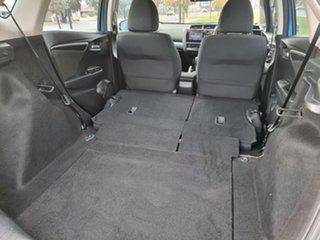 2014 Honda Jazz GF MY15 VTi-S Blue 1 Speed Constant Variable Hatchback