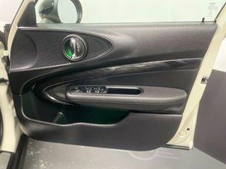 2018 Mini Clubman F54 Cooper S Steptronic Cream 8 Speed Sports Automatic Wagon