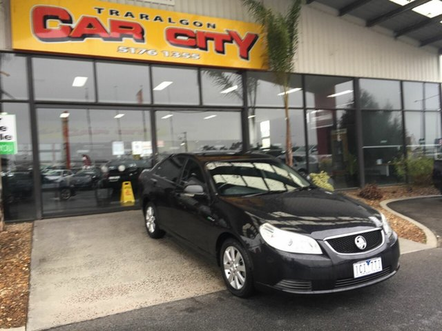 Used Holden Epica EP MY10 CDX Traralgon, 2010 Holden Epica EP MY10 CDX Grey 6 Speed Automatic Sedan