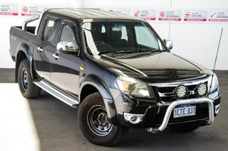 2010 Ford Ranger PK XLT (4x4) 5 Speed Automatic Dual Cab Pick-up.